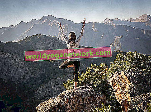 6 besten Mountain Yoga Retreats