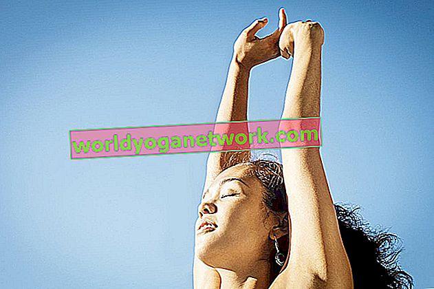 Yoga-Tipps zum Auftauen einer gefrorenen Schulter