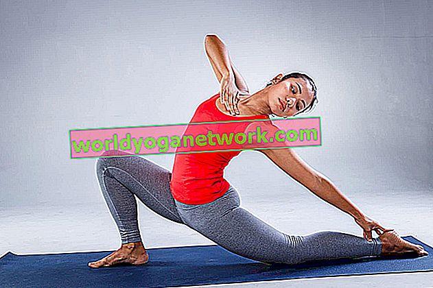 Seksowna joga: 14 pozycji, które pomogą Ci poczuć się bardziej zmysłowo