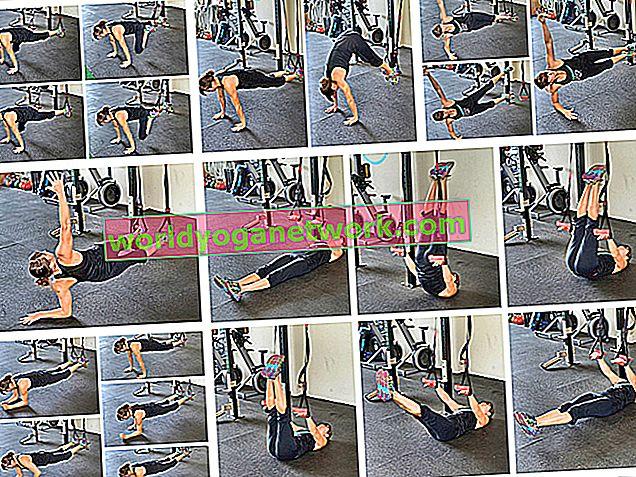 Bästa träningsremmar för upphängning