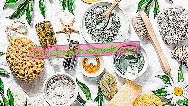 5 prodotti di bellezza ayurvedici rinfrescanti