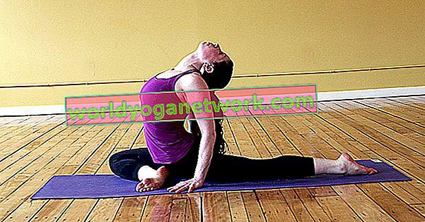 Faites moins, détendez-vous plus: pose des jambes contre le mur