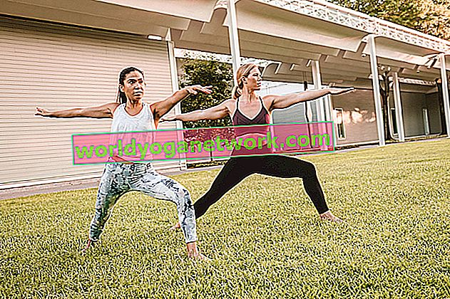 3 zalety jogi dla biegaczy