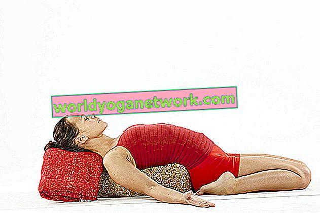 Ova sekvenca joge smanjit će stres i ojačati imunitet