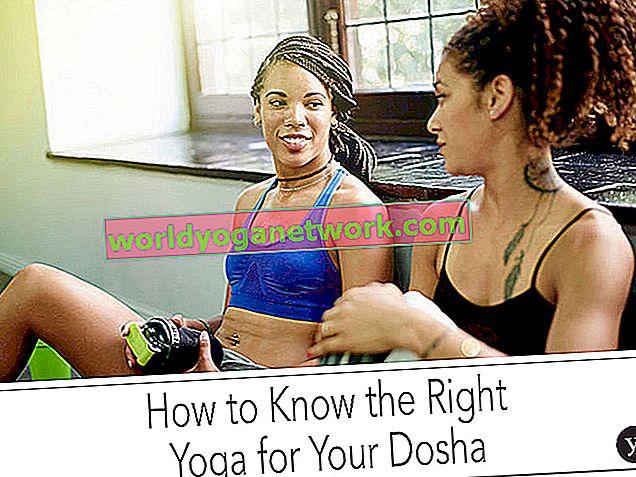 Kako znati pravu jogu za svoju došu