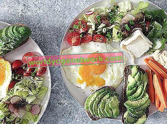 Hur man använder Ayurveda för att bli friskare varje gång du äter