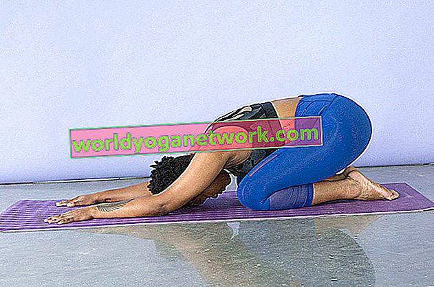 Live Be Yoga: 5 einfache Posen zur Linderung von Rückenschmerzen