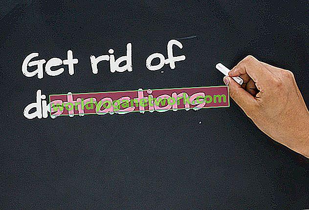 4 Möglichkeiten, Ihre Konzentration zu vertiefen und Ihren Fokus zu verbessern