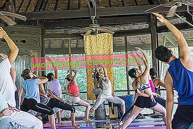 6 stages de yoga adaptés aux enfants