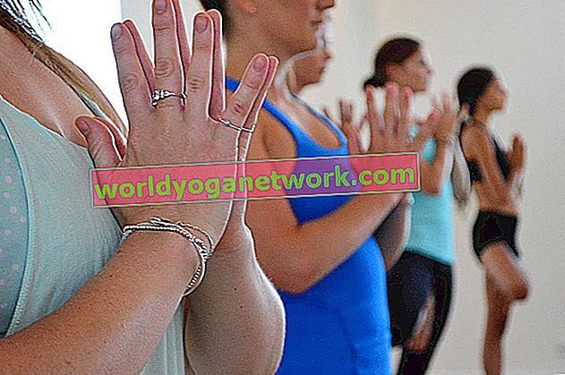 4 formas de mejorar tu drishti (mirada) y profundizar tu práctica
