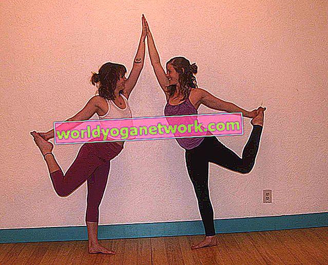 3 jóga představuje pro hlubší intimitu