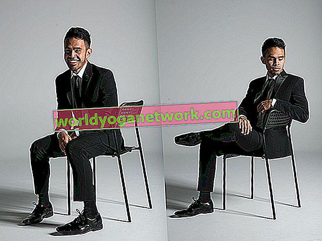 4 formas de modificar la postura de la silla