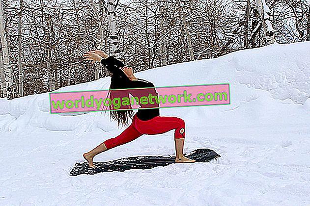 Baptiste Yoga: 8 värmande vinterställningar