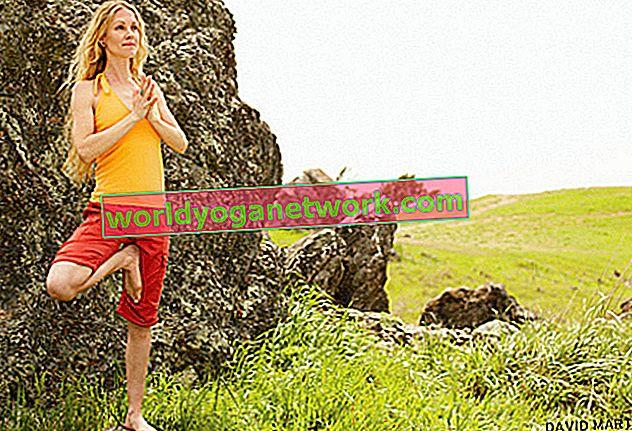 Ruf der Wildnis: Yoga draußen praktizieren