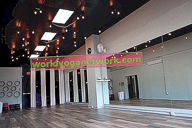 Du måste se det här fantastiska yogastudioutrymmet i Minneapolis