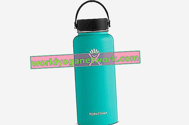 Bästa vattenflaskor av rostfritt stål