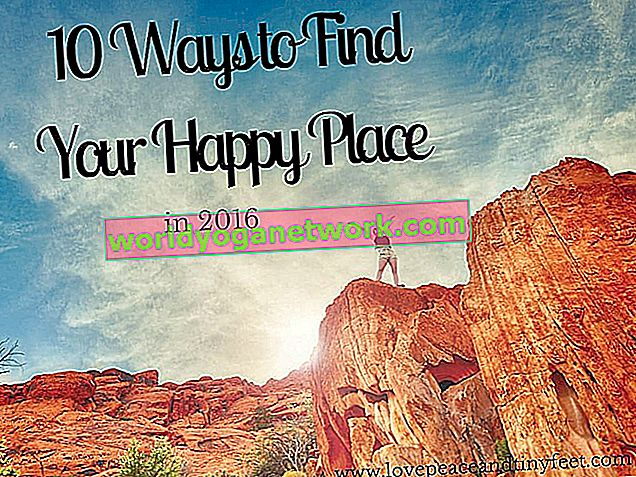Auf der Suche nach Ihrem glücklichen Ort?