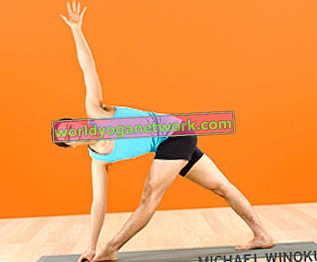Yoga-Sequenz für Veränderung: 5 Schritte zu Parivrtta Paschimottanasana