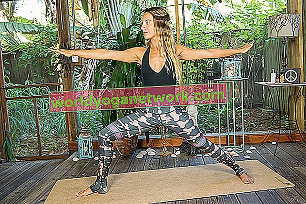 10 SUP Yoga Poses para iniciantes