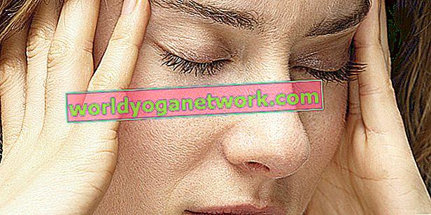 13 posturas para aliviar dores de cabeça por tensão