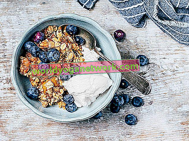 Co jíst před a po józe, podle nejlepších odborníků na výživu