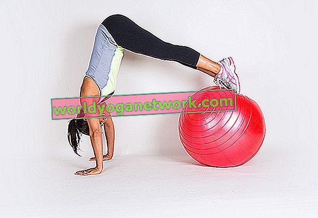 Nejlepší mini cvičební míče