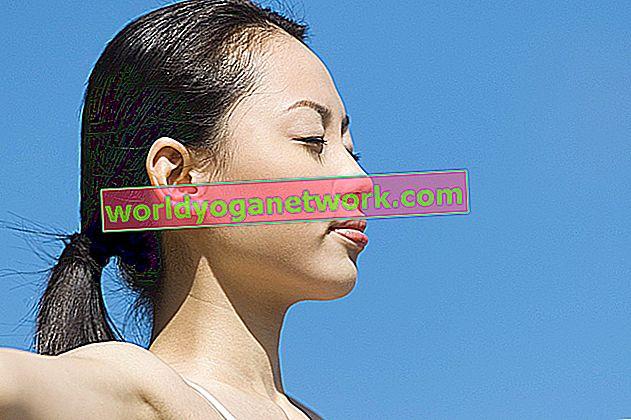 Lekce dýchání: Naučte se meditaci anapanasati