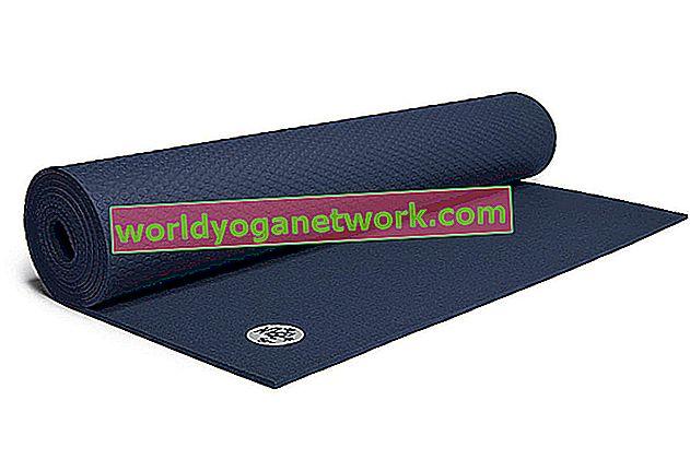 Il miglior tappetino da yoga per una pratica al mare