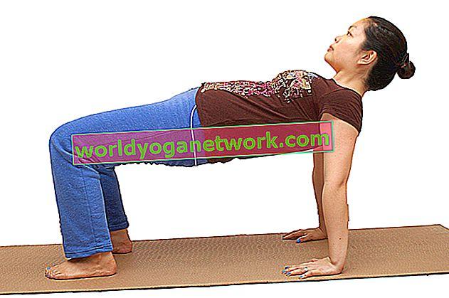 Vermeiden Sie Knieschmerzen und Verletzungen mit Yoga