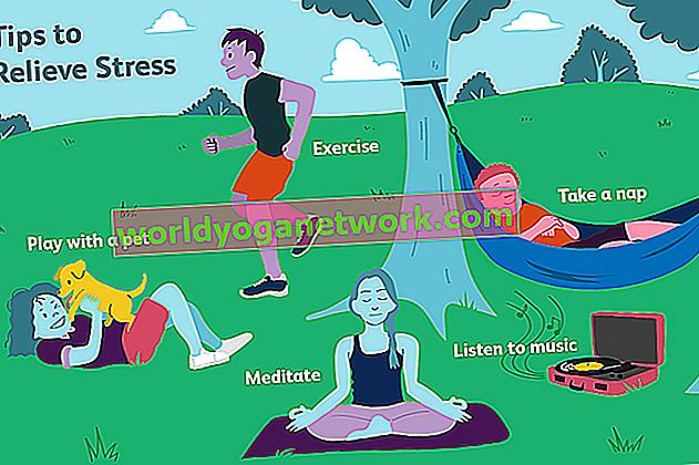 Yoga für Diabetes: 12 Posen und eine Meditation, um Stress abzubauen