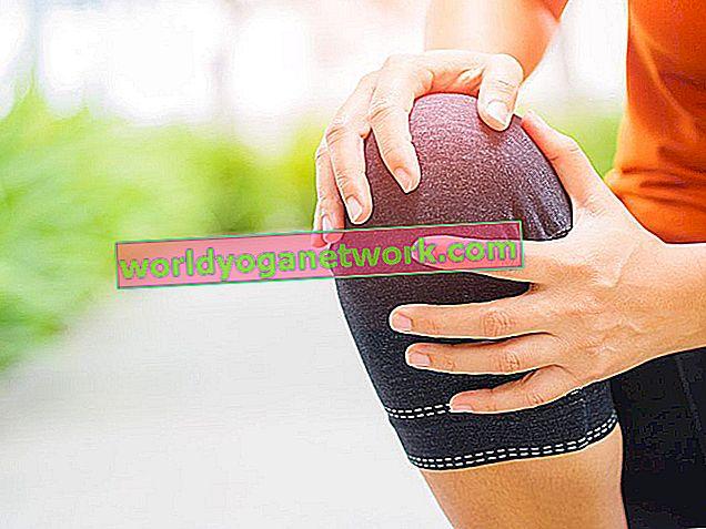 Yoga pour les genoux faibles: poses + modifications pour renforcer la force et éviter les blessures